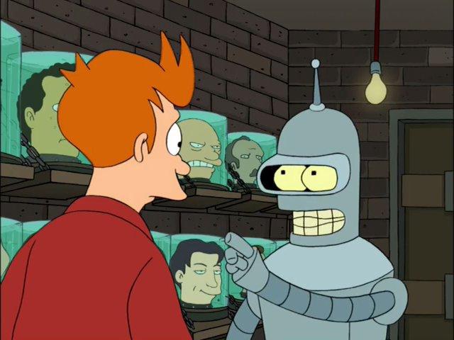 you're full of crap Fry