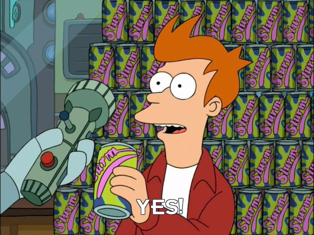 Philip J Fry: Yes!