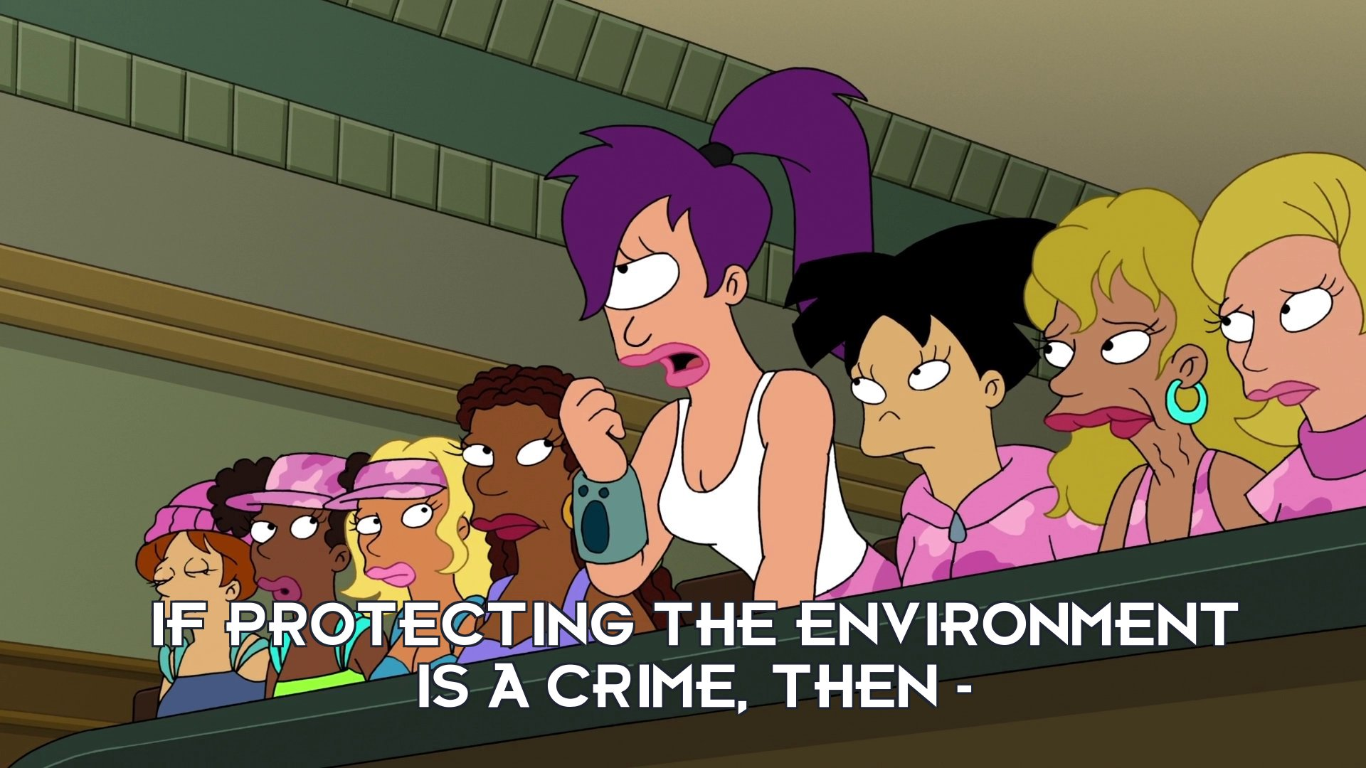Turanga Leela: If protecting the environment is a crime, then –