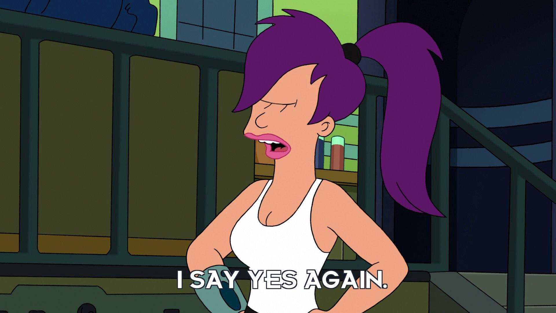 Turanga Leela: I say yes again.