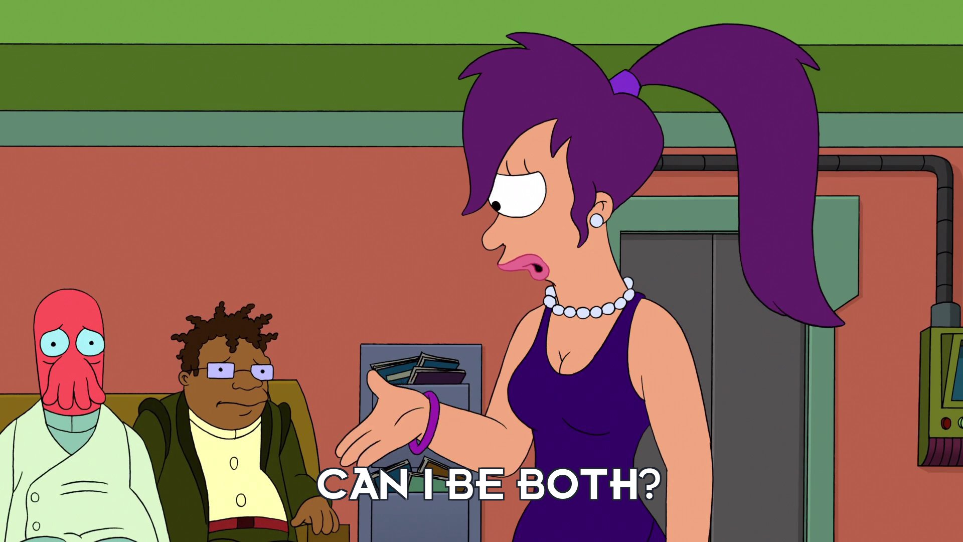 Turanga Leela: Can I be both?