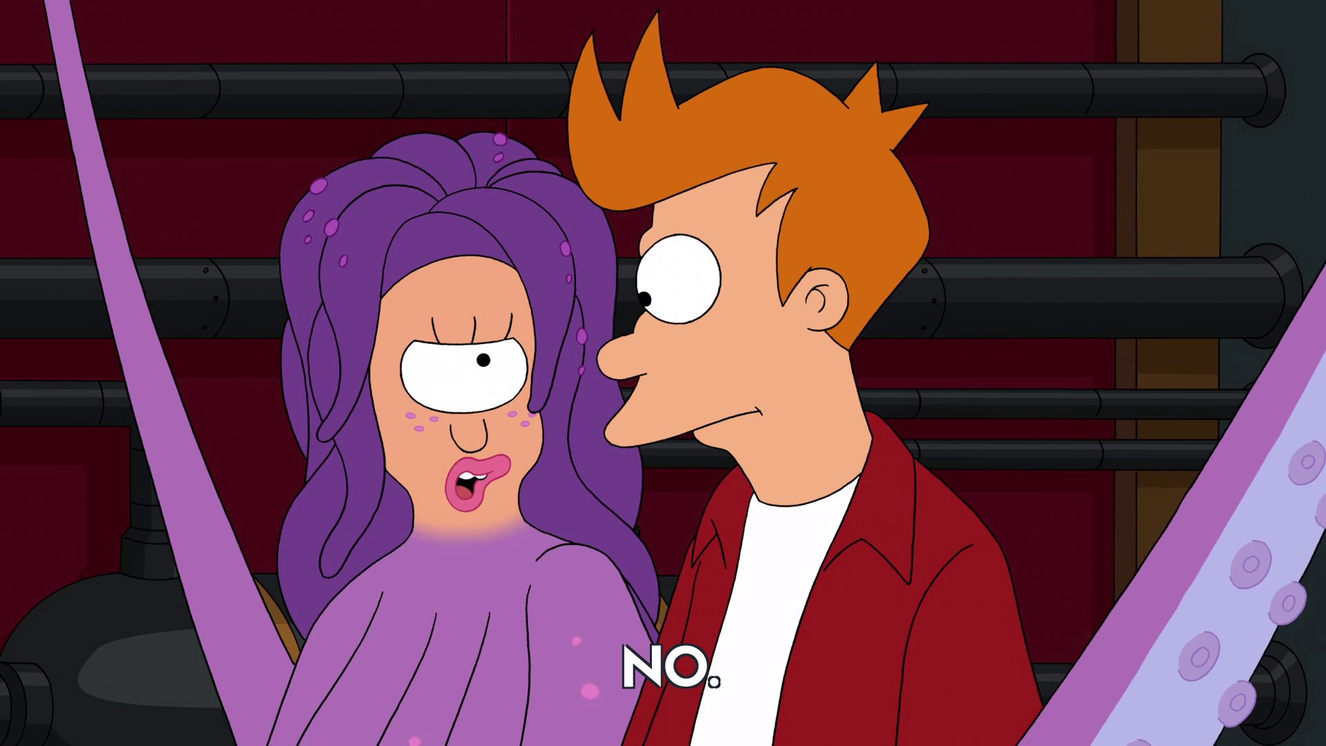Turanga Leela: No.