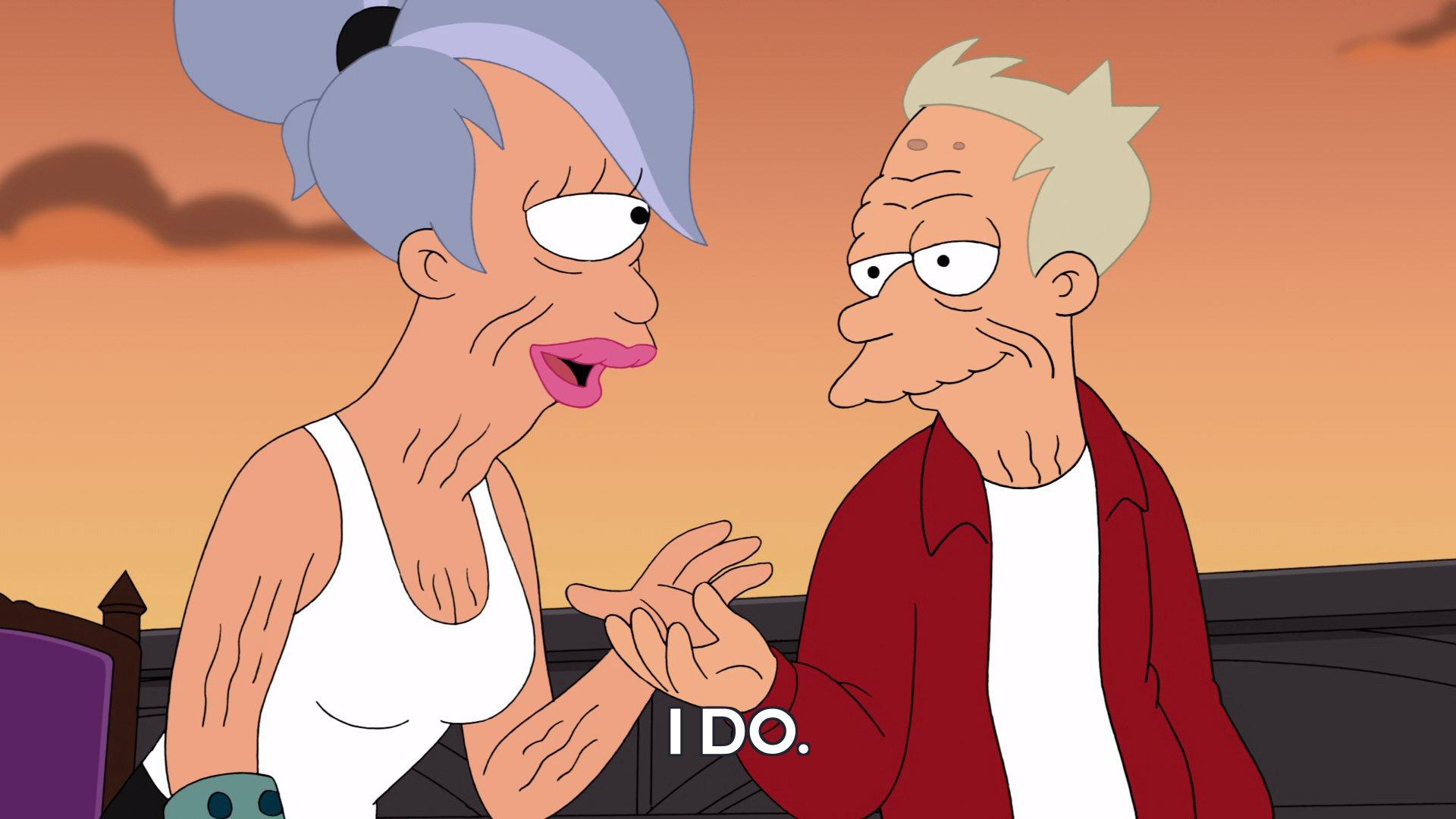 Turanga Leela: I do.